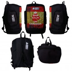 LOVE CANADA SUBLIMATED BACKPACK