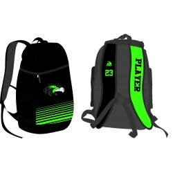 SUBLIMATED BASKETBALL BAGS